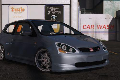 Honda Civic Type-R [RHD Anims]