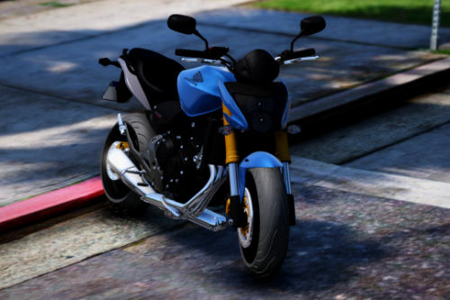Honda Hornet 2010 [Add-On | FiveM]