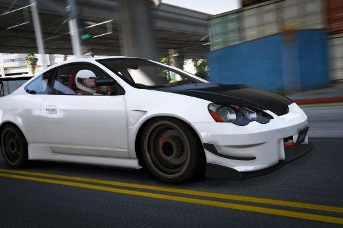 Honda Integra Type-R (DC5) [Add-On | Tuning | J'S Racing | Mugen | Ings+1 | Template]
