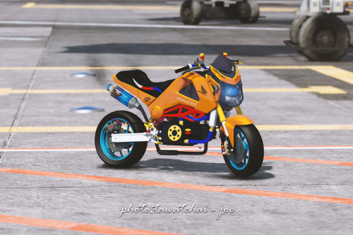Honda MSX/GROM [Modify] [Replace]