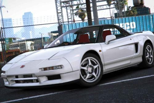 Honda NSX-R (NA1) 1992 [Add-On  Tuning  Template]