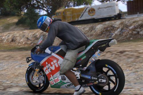 Honda RC213V 2021 MotoGP [Add-On | Livery]