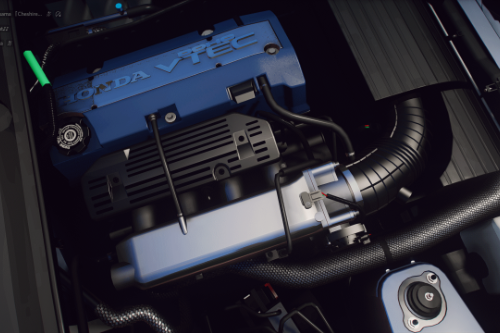 Honda S2000 F20C/F22C VTEC Inline-4 Engine Sound [OIV Add-On / FiveM]