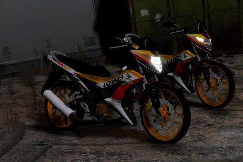 Honda Sonic 150R [Replace]