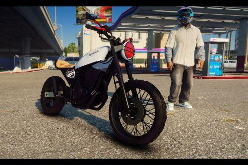 Honda Twister 250 Paragon [Add-On / Replace]