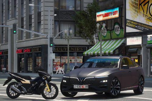 Honda Winner X 150 ABS 2020