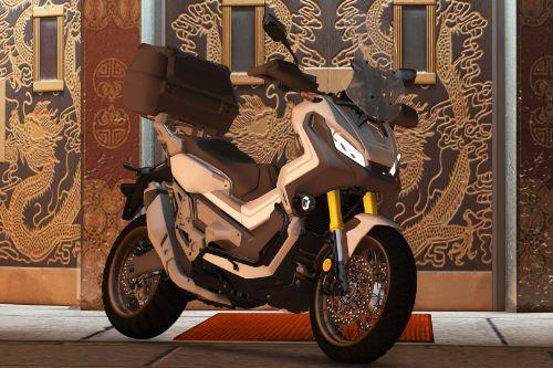 Honda X-ADV 2018 [Add-On / Extras]