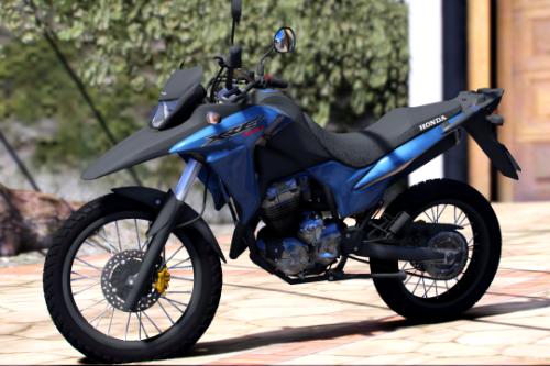 Honda Xre 300 2016 [Add-On | FiveM]