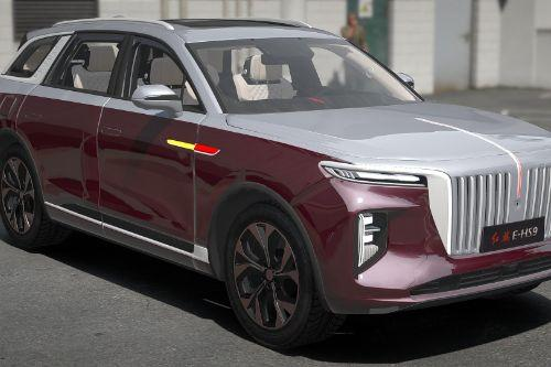 Hongqi E-hs9 2020 [Add-On]