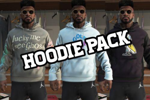 Hoodie Pack 1 (Golf Le Fleur, Kids see Ghosts KSG, OVO x Murakami)