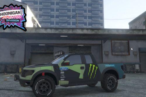 Hoonigan Ford Raptor