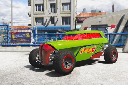 [ADD-ON] Hot Wheels - The Rip Rod 2012