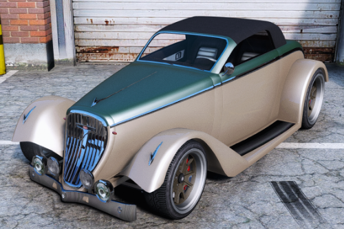 Vapid Hotknife Roadster [Add-On | Extras | LODs]