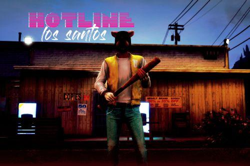 Hotline Miami Melee Weapons Pack