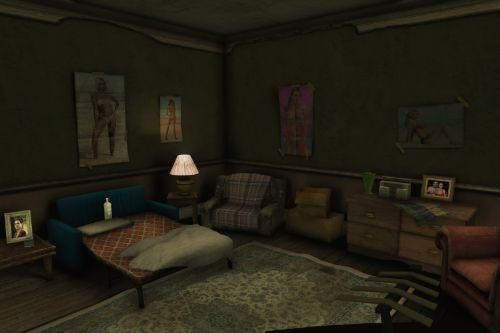 Hove Beach savehouse from GTAIV [MLO] [Add-On / FiveM]