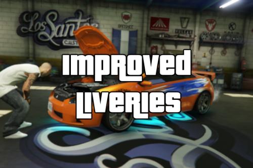 Improved Liveries