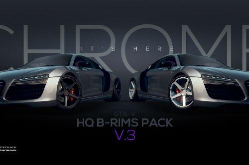 HQ B-Rims Pack #1 [Add-On / Replace]