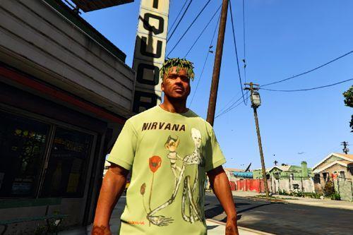 HQ Nirvana T-Shirt Pack