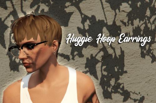 Huggie Hoop Earrings for MP Female