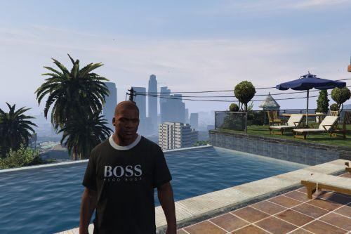 Hugo Boss T-shirt for Franklin