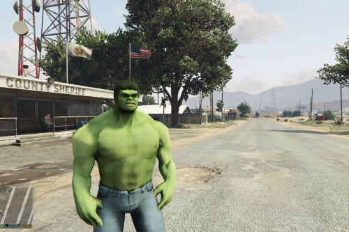 Hulk from the Avengers [Ped]