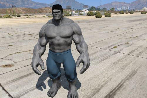 Gray Hulk (Retexture)
