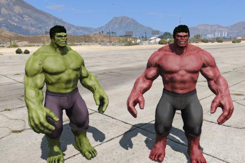 Hulk Retexture (Avengers & Age Of Ultron)