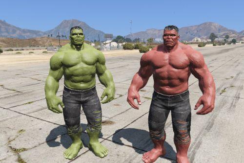Hulk (Retexture)