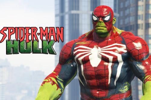 HULK - SPIDERMAN
