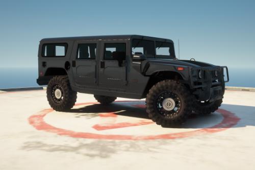 Handling for Gta5KoRn's Hummer H1 (Offroad)