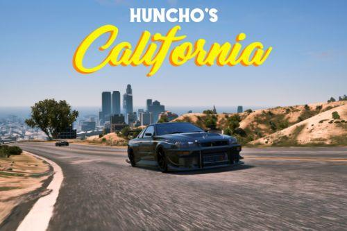 Huncho's California Reshade Preset (NVE)