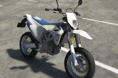 Husqvarna 701 | Add-on | Tuning
