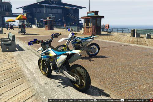 ktm pit bike gta5. Black Bedroom Furniture Sets. Home Design Ideas