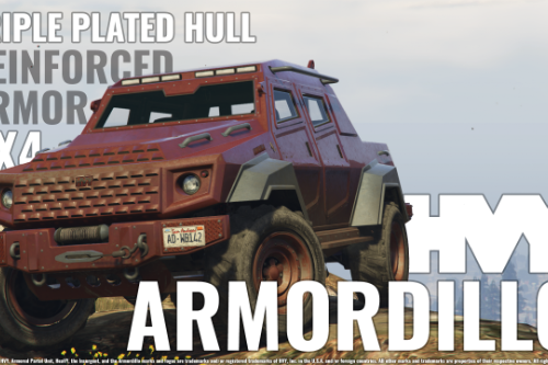 HVY Armordillo [Add-On | Tuning | Sounds]