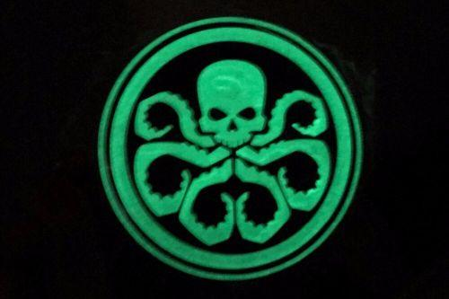 HYDRA - 'Agents of S.H.I.E.L.D' '15 Charger Car Texture