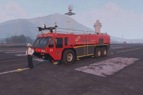 Hydramax AERV | Indonesian Airport Fire Truck Livery / AERV Angkasa Pura 1