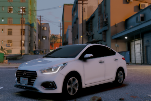 Hyundai Accent 2018 [Replace]
