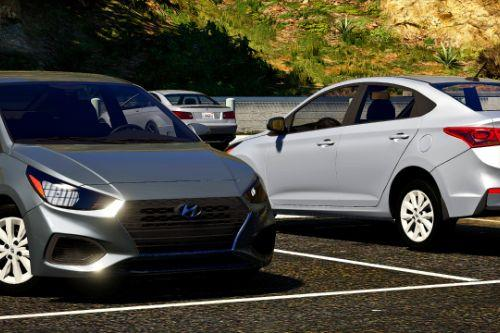 Hyundai Accent 2018 SE 3 Versions [REPLACE]