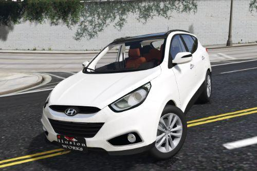 Hyundai IX35 2012 [Add-on]