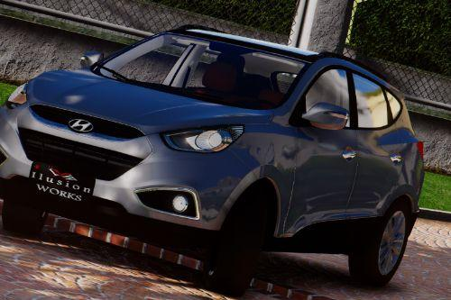 2012 Hyundai IX35 [Replace]
