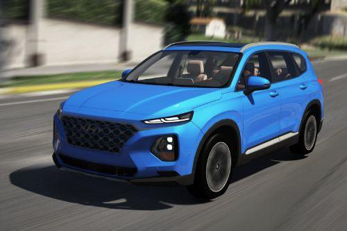 Hyundai Santa Fe 2019 [Add-On]