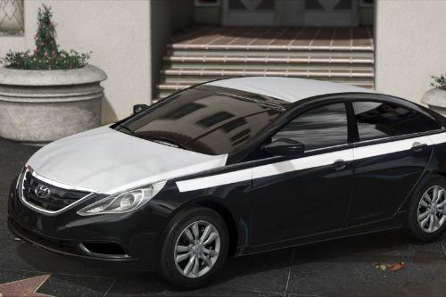 Hyundai Sonata 2014 by mrfive