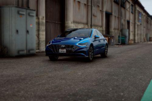 Hyundai Sonata Limited 2020 [Add-On / Replace]