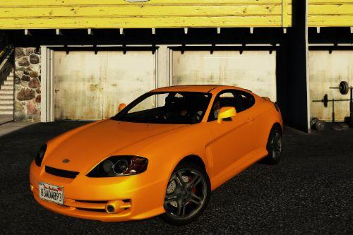 Hyundai Tiburon Coupe V6 [Add-On | Tuning | Template] [OLD]