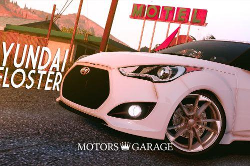 Hyundai Veloster [Add-On / Replace]
