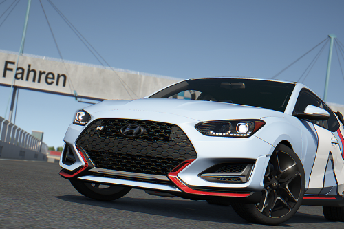 Hyundai Veloster N 2018 [Add-On | Template | Tuning]