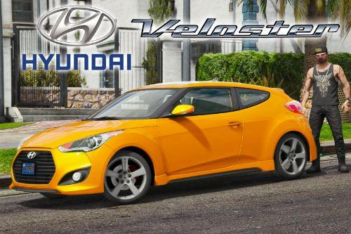 Hyundai Veloster Turbo [Autovista | Livery | Add-On / Replace]