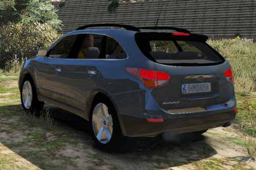 HYUNDAI Veracruz 2011 (Korean version) [Replace / FiveM]