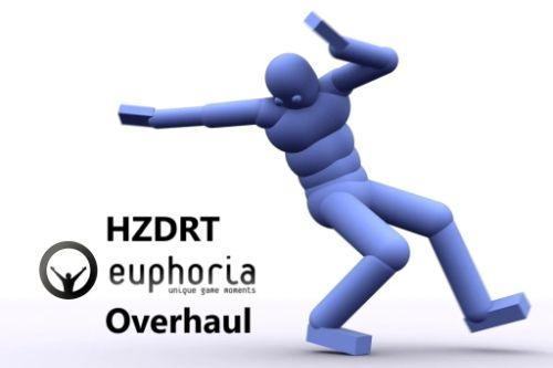 HZDRT's Euphoria Ragdoll Overhaul