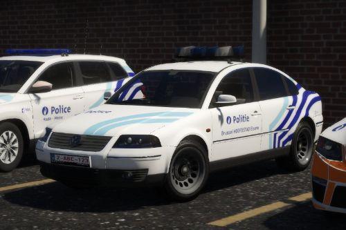 I ELS I 2000 Volkswagen Passat Police Belgian / Belge